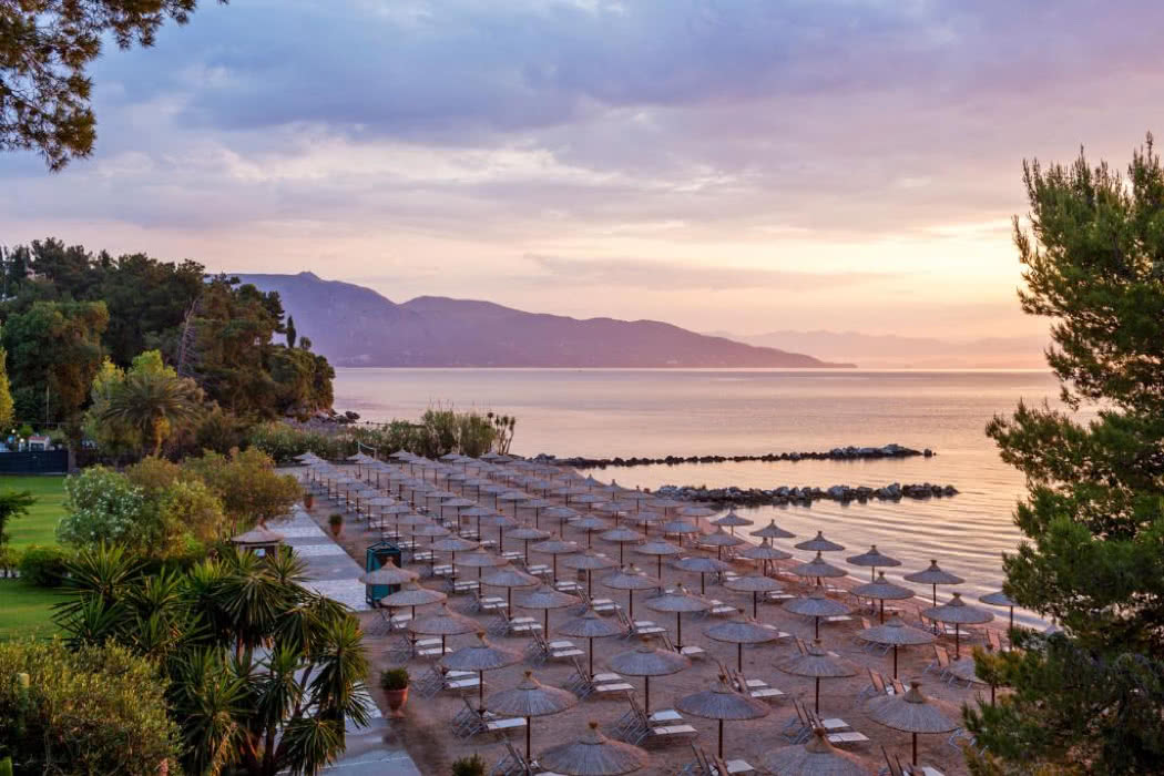 Review: Kontokali Bay Resort & Spa, Corfu, Greece