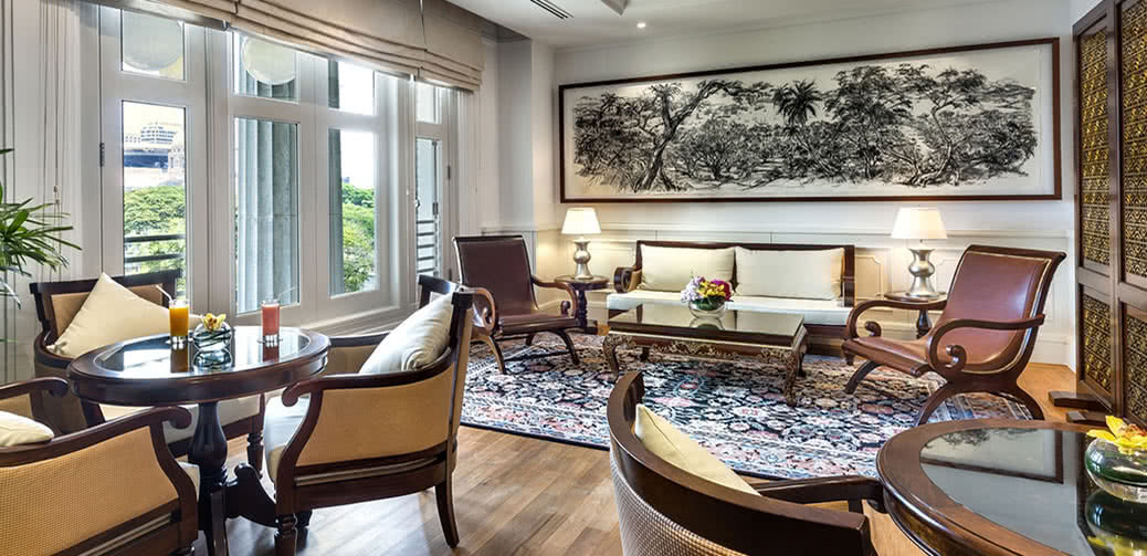 Best Hotel Executive Or Club Lounges In Singapore