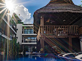 4 Nights In A Penthouse Suite At KASA Hotel Parota, Tulum, Mexico