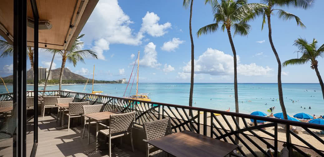 Best Hotel Club Or Executive Level Lounge In Waikiki