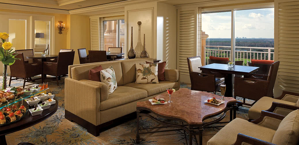 Best Hotel Executive Or Club Lounges At Hotels In Orlando