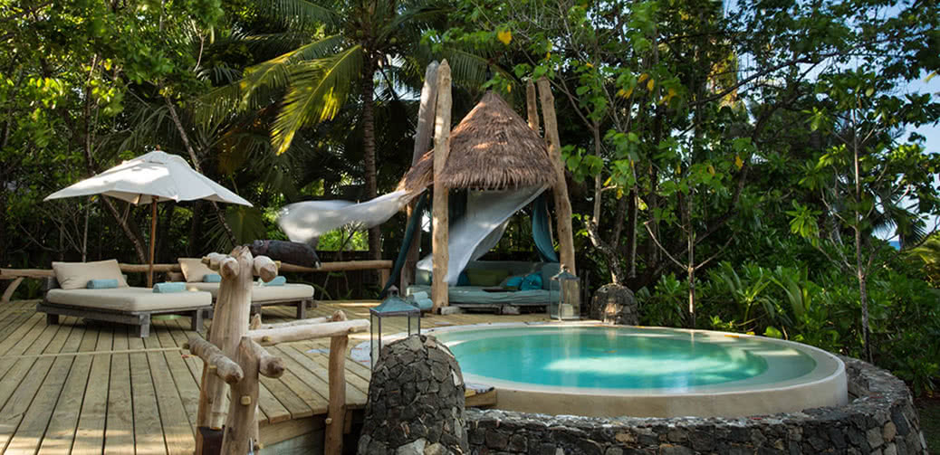 Book $7000 Private Island Villas For FREE With Marriott Bonvoy!