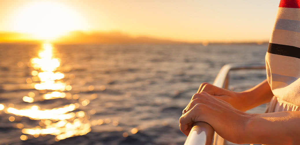 Doctor's Orders: Avoid Getting Sick On A Cruise
