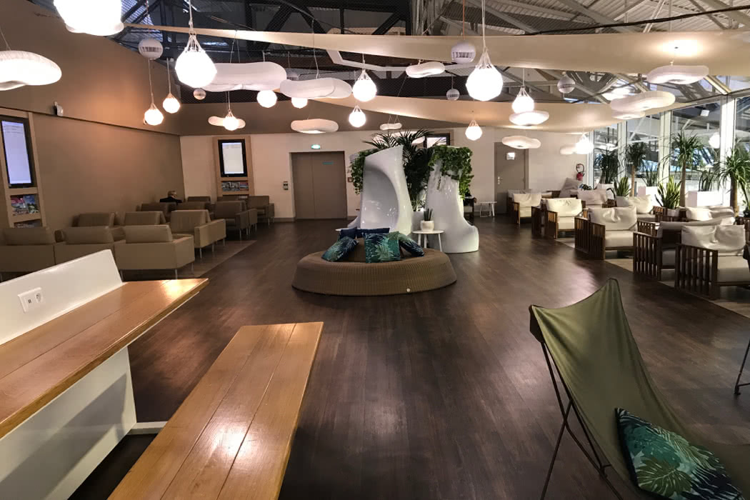 Is Nice Airport's British Airways Airline Lounge The Worst In The World?