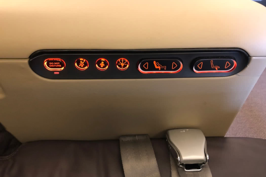 Flight Review: Singapore Airlines Business Class B777 Changi To Manila