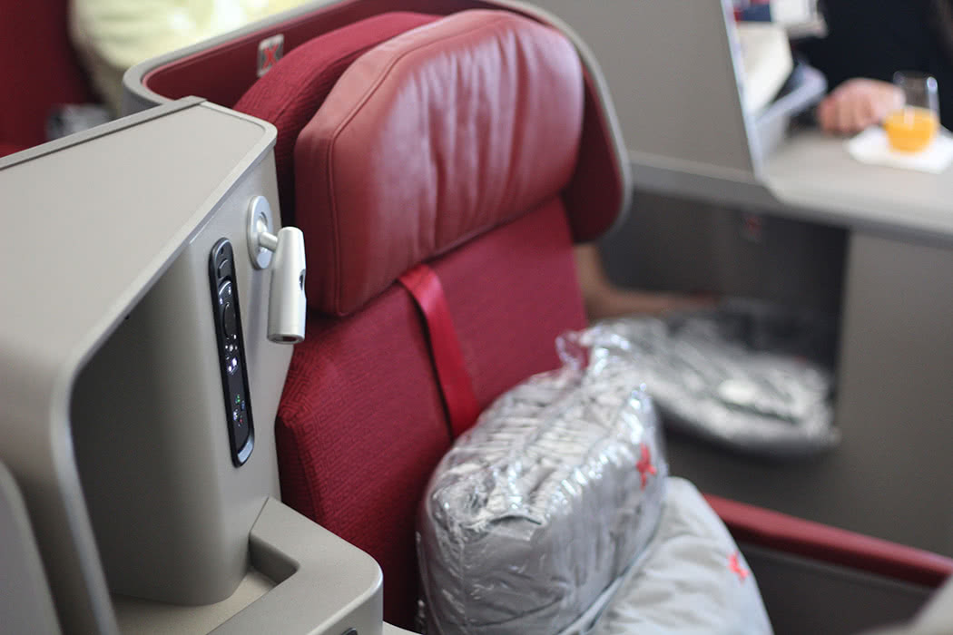 Review: My $5,000 Business Class Flight On Hong Kong Airlines Cost Me Just $680!