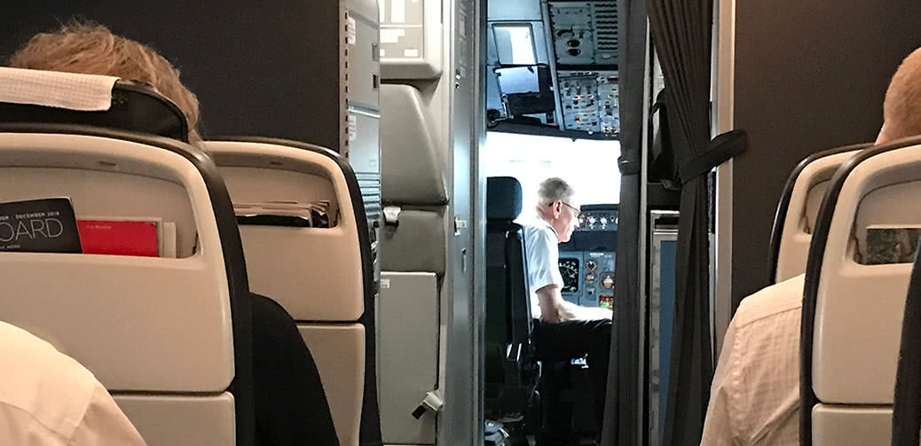 Is Trump Right? Is There Too Much Technology In Our Planes?