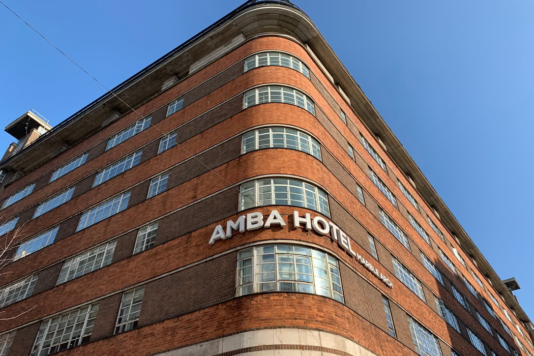 Review: Amba Hotel Marble Arch, London
