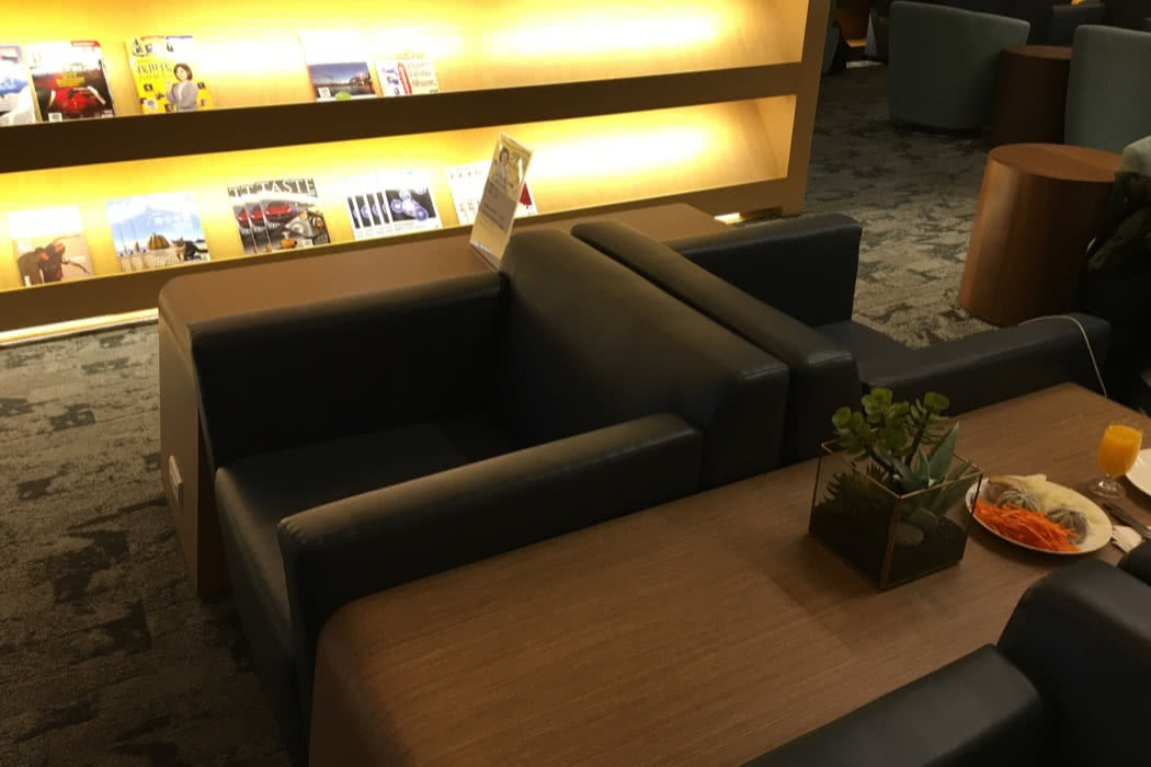 Review: Best China Airlines Business Class Lounges At Taiwan Taoyuan Airport