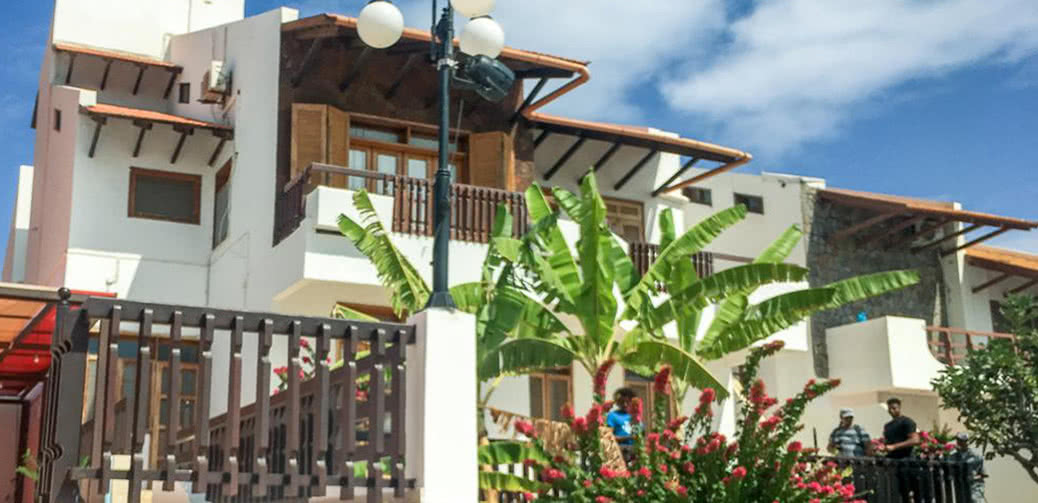 Review: Salav Guesthouse, Praia, Cape Verde