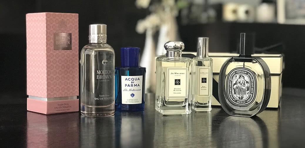 5 Best Fragrances For The Summer!