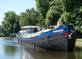 6 Night Barge Cruise In Southern Burgundy Wine Region, France