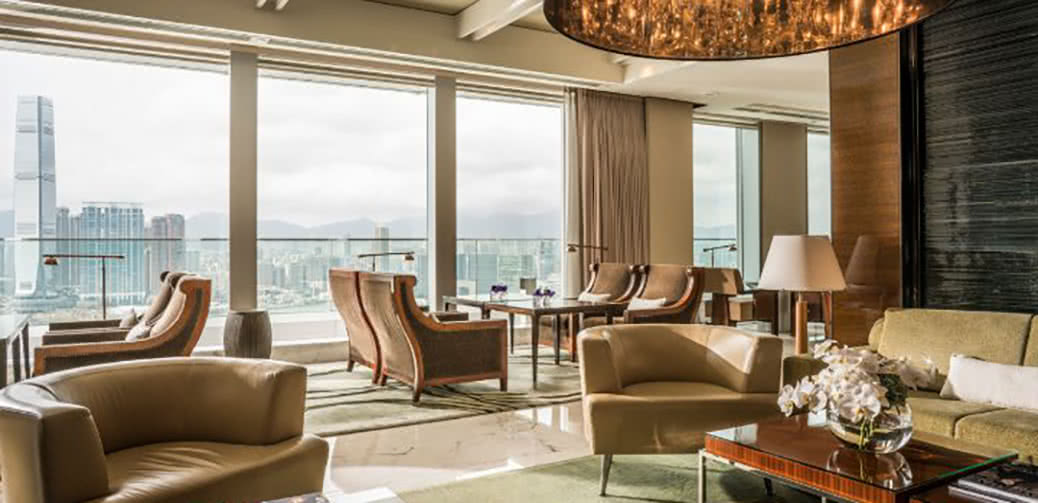 10 Best Hotel Club Or Executive Level Lounges In Hong Kong