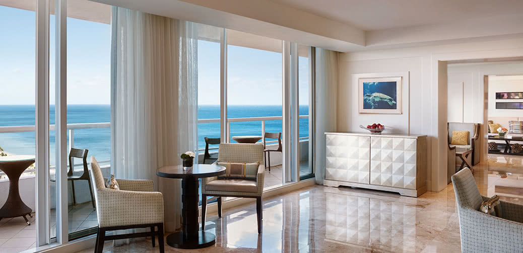 Best Hotel Executive Or Club Lounges At Hotels In Fort Lauderdale