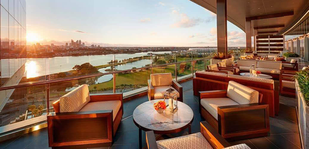 Best Hotel Executive Or Club Lounges At Hotels In Perth