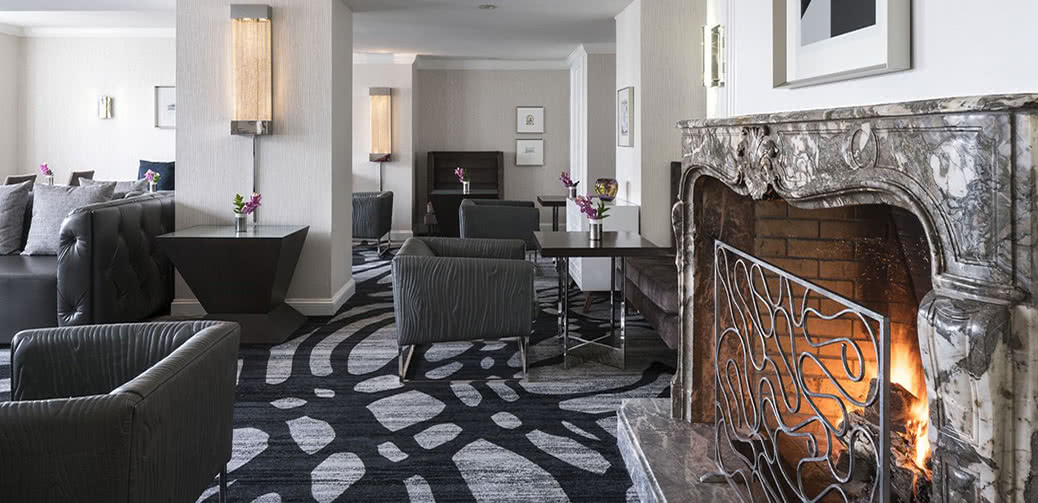 Best Hotel Executive Or Club Lounges At Hotels In San Francisco