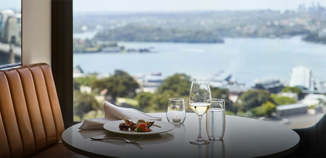 Best Hotel Executive Or Club Lounges At Hotels In Sydney