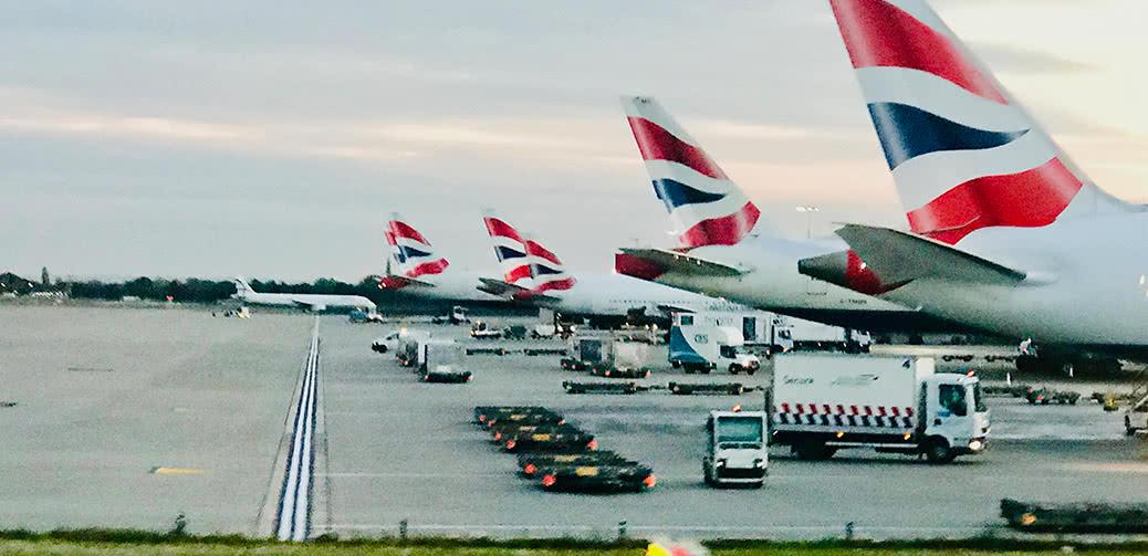 British Airways Flight Reviews On The A380