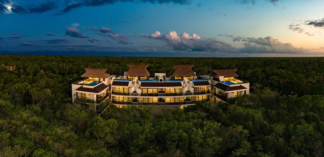 Review: KASA Hotel Parota, Tulum, Mexico