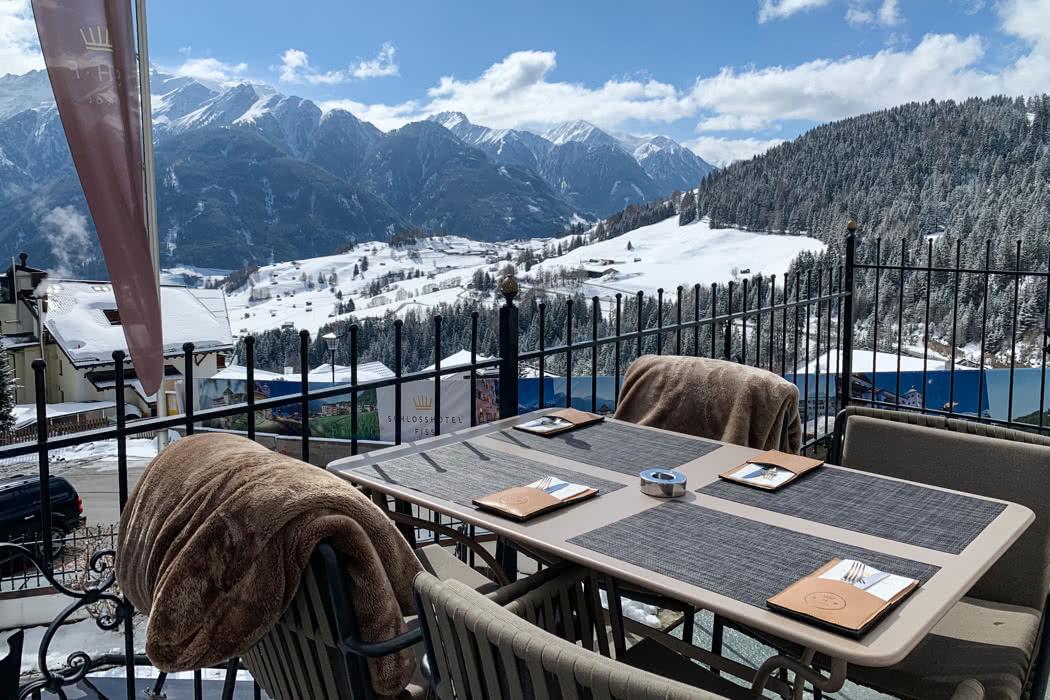 Review: Schlosshotel Fiss Ski Hotel