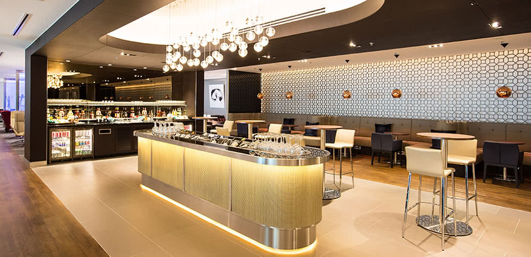 The Best Airline Lounges At Singapore Changi Airport