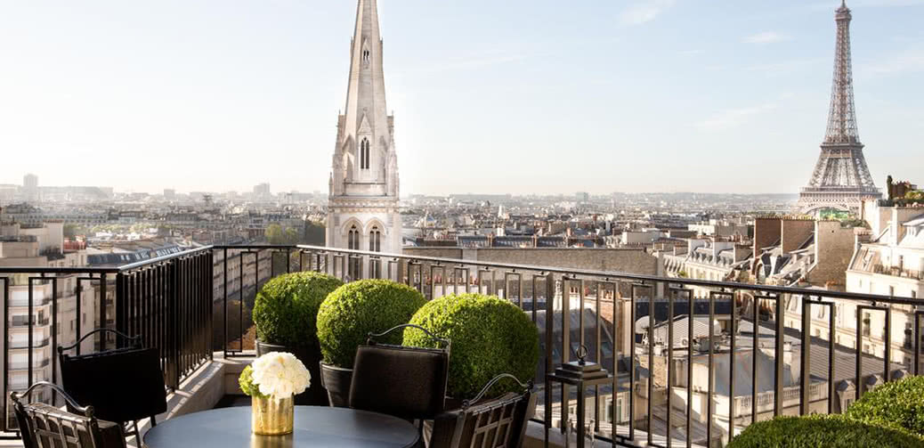 Top 10 Best City Hotels In The World