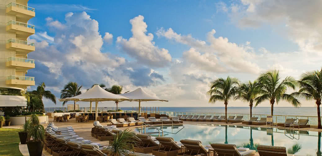 Best Bonvoy Hotel In Fort Lauderdale? Ritz Carlton Vs W Vs Marriott