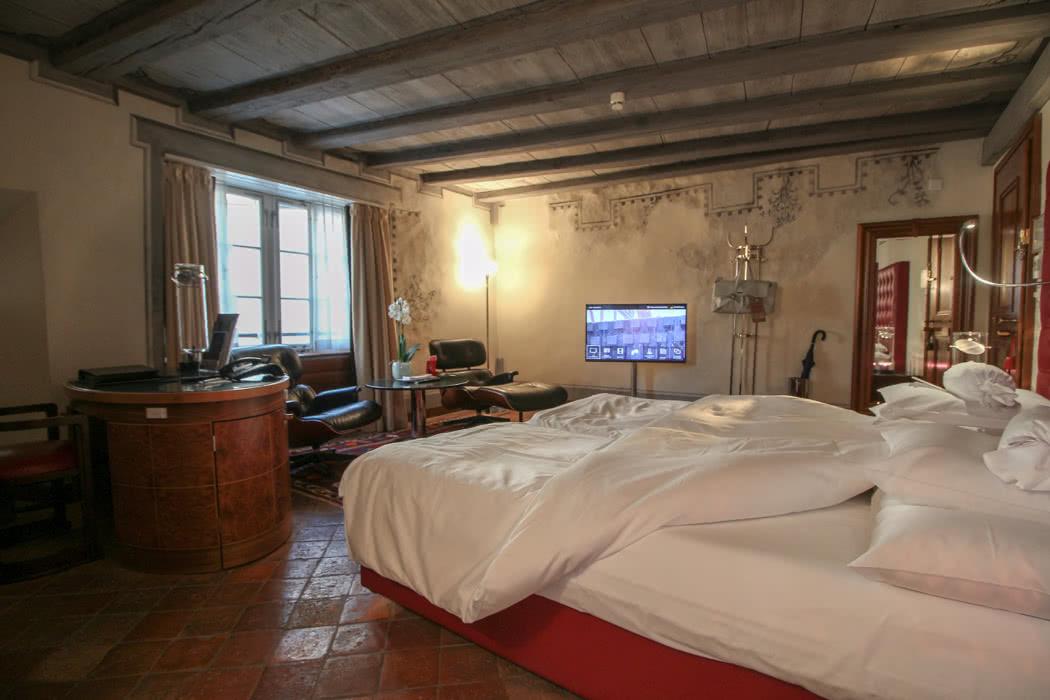 Review: Widder Hotel, Zurich