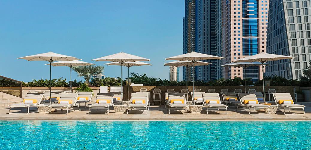 Best Bonvoy Hotel In Dubai: Grosvenor House Vs Le Royal Meridien