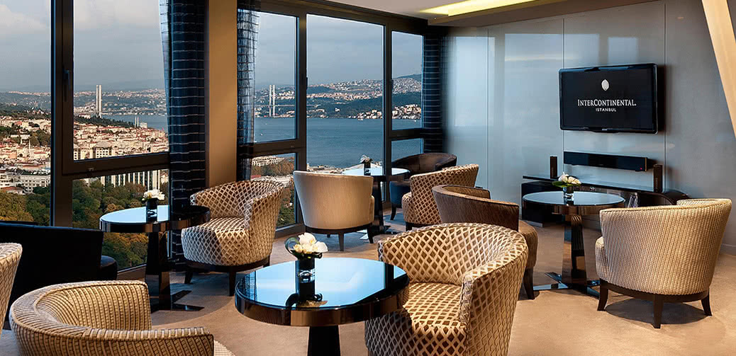 Best Executive Or Club Lounges At Hotels In Istanbul