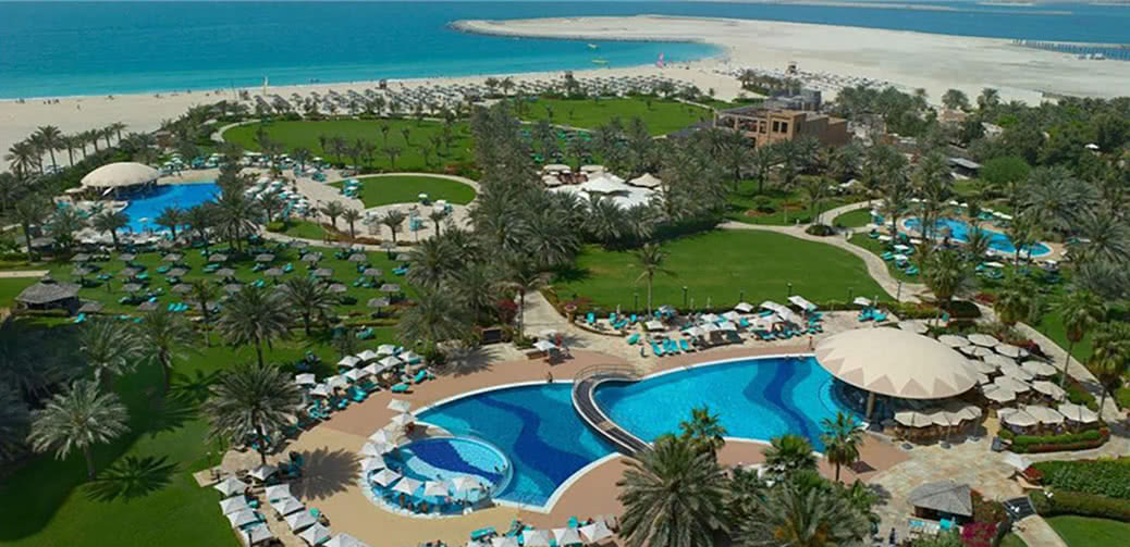 Best Marriott Bonvoy Hotel In Dubai With A Beach For Families