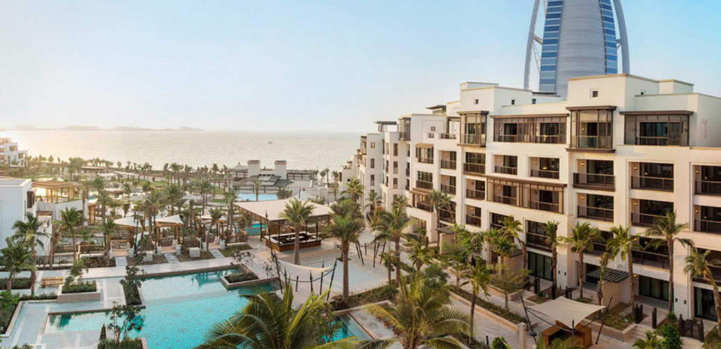 Madinat Jumeirah Al Qasr Vs Al Naseem Vs Mina A'Salam Vs Burj Al Arab: Which Is Best?