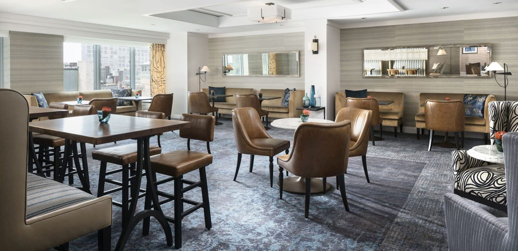 Best Hotel Executive Club Lounges In Boston