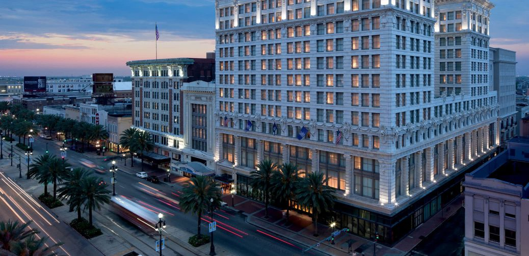 Best Hotel Executive Club Lounges In New Orleans, Louisiana