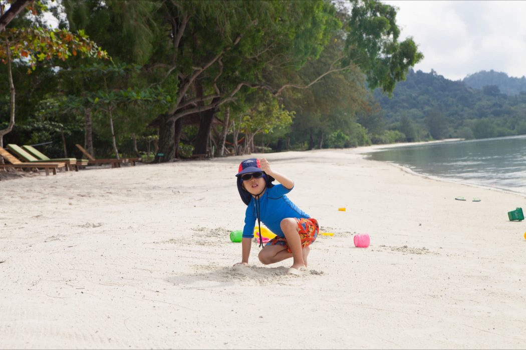 Hotel Review: Telunas Beach Resort Near Singapore
