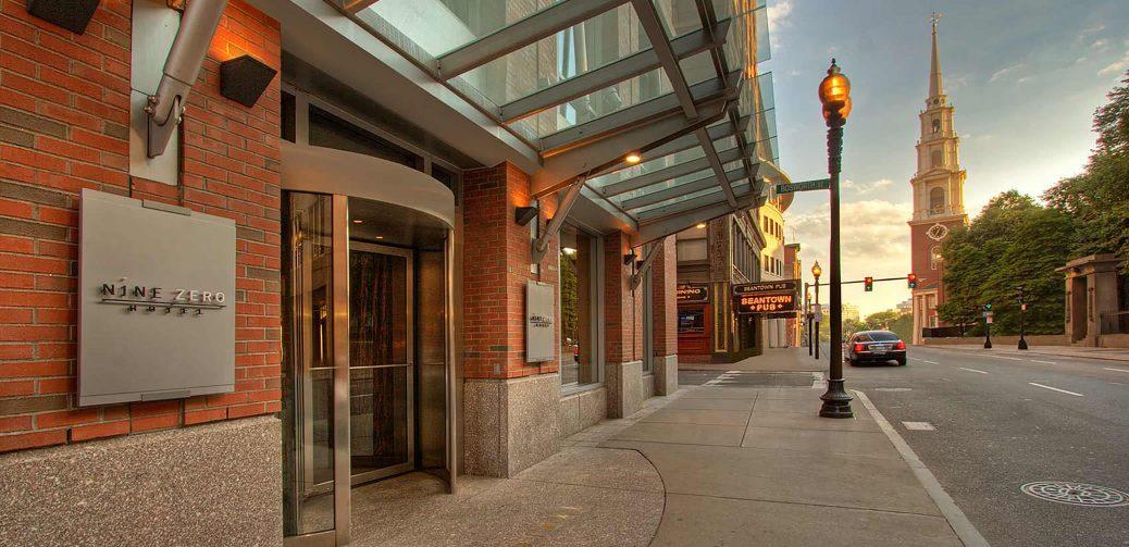 Best Loyalty Points Hotels In Boston: IHG Vs Marriott Bonvoy Vs Hyatt Vs Hilton