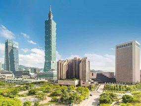 2 Nights At The Grand Hyatt Taipei In Taiwan