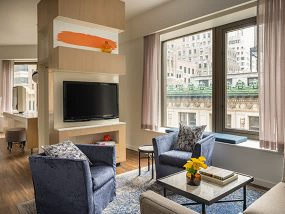 2 Nights At Newly Redesigned Andaz Wall Street, New York, USA