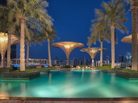 2 Nights In A Suite At 5* Rosewood Abu Dhabi, UAE