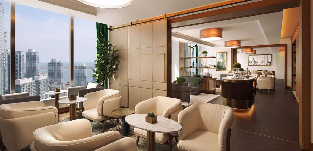 Best Executive Club Lounges At Hotels In Toronto