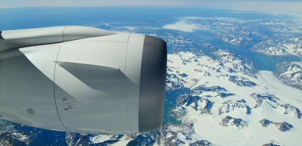 Plane Engine Fails On Major American Airline