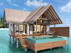 2 All Inclusive Nights At The Stunning Heritance Aarah, Maldives