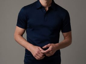 Your Choice Of Niccolò P. Polo Shirt In 'Ultra-Soft' Egyptian Mako Cotton
