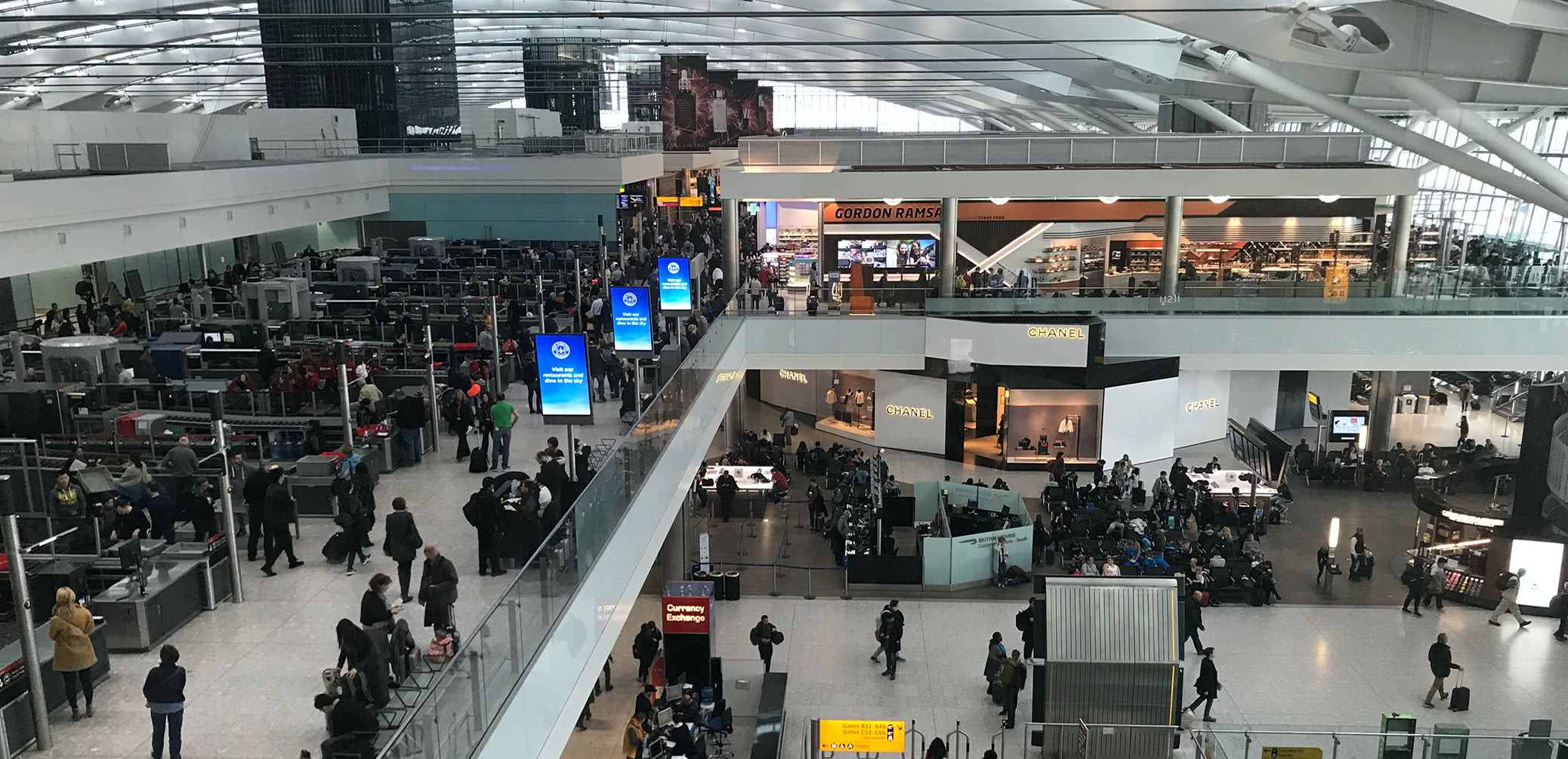 Top Ten Best Airport Lounges In Heathrow Terminal 5 – Transport – Tips –  Luxury Travel Diary