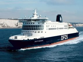 Dover to Dunkirk Return Ferry Crossing For 4 Ppl + Priority Boarding & Lounge