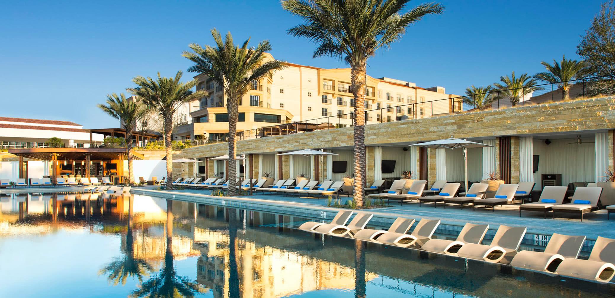 Best Hotel Executive Club Lounges In San Antonio, Texas