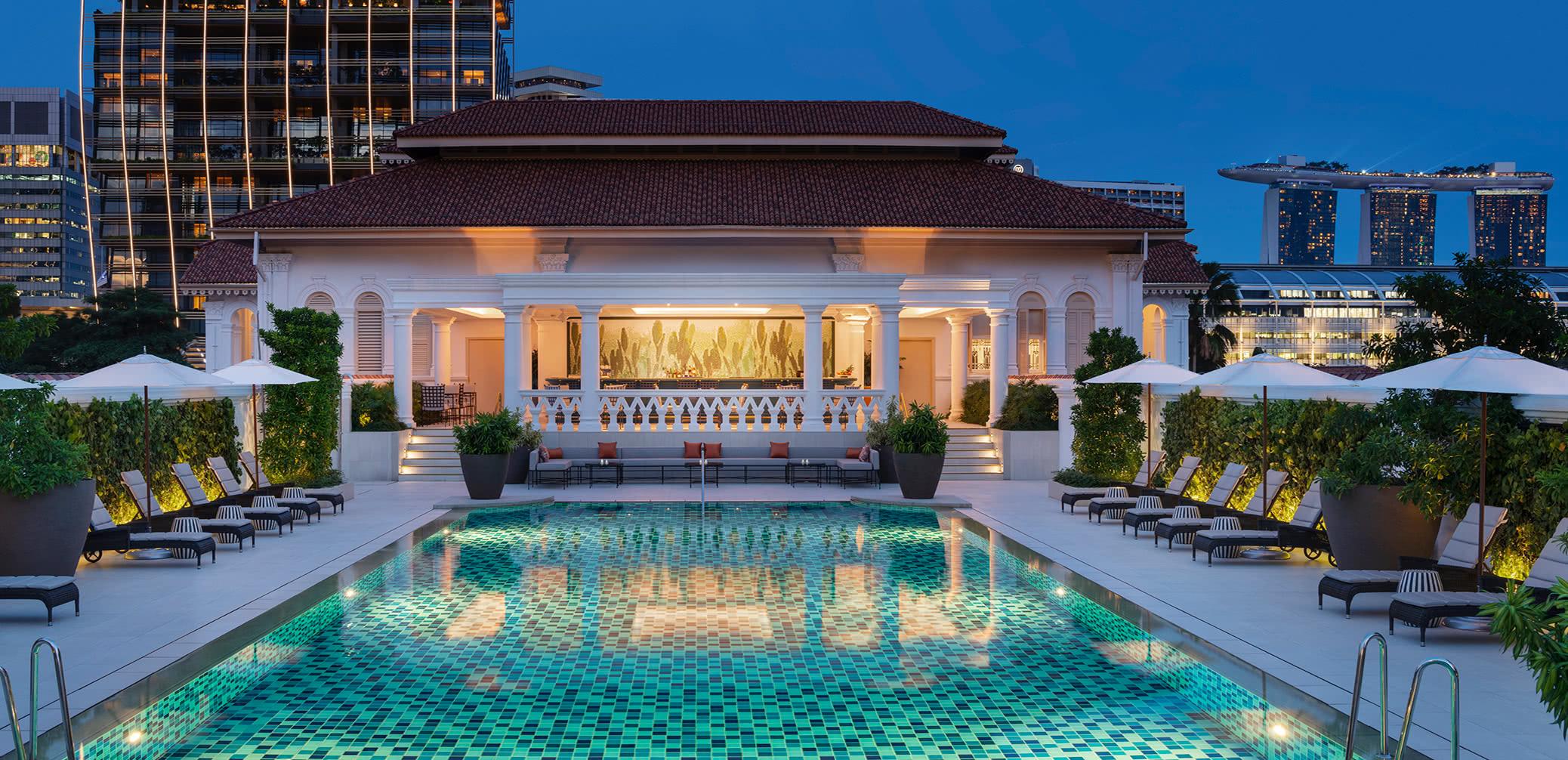 Best Luxury Hotel In Singapore: Four Seasons Vs Marina Bay Sands