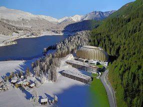 2 Nights At InterContinental Davos, Switzerland
