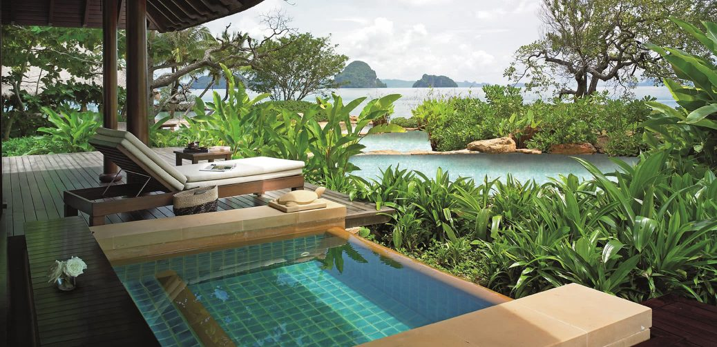 Best Hotel Executive Club Lounges In Krabi Thailand