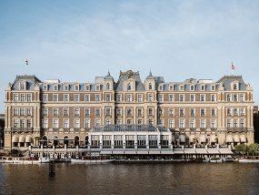 1 Night At InterContinental Amstel Amsterdam In Holland